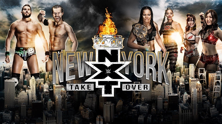 NXT TakeOver New York