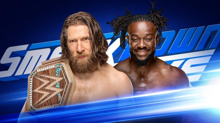 Smackdown 4/2/19 Preview