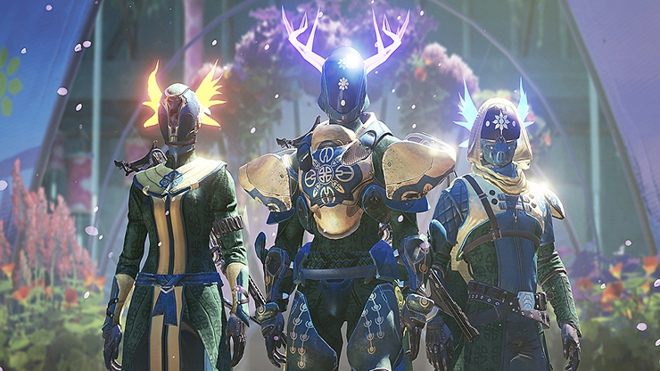 Destiny 2 The Revelry