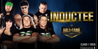 WWE Hall of Fame 2019