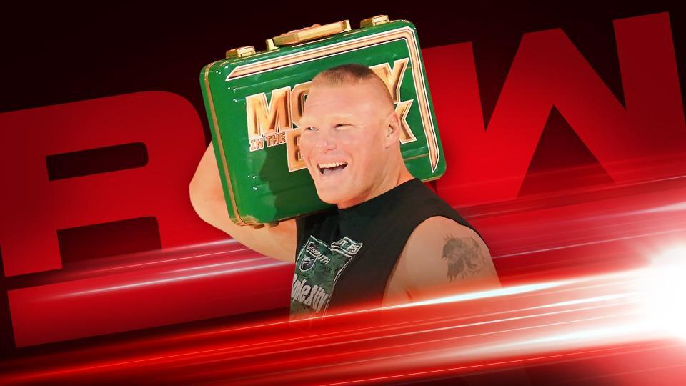 WWE RAW 5/27/19