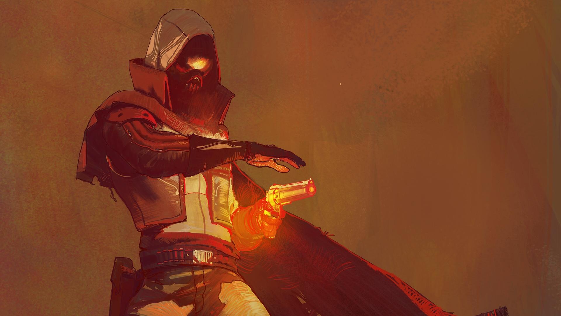 Destiny 2 PvE Build: Gunslinger Hunter – The Golden Reaper