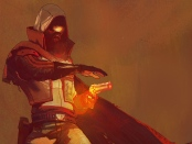 Destiny 2 Gunslinger Hunter