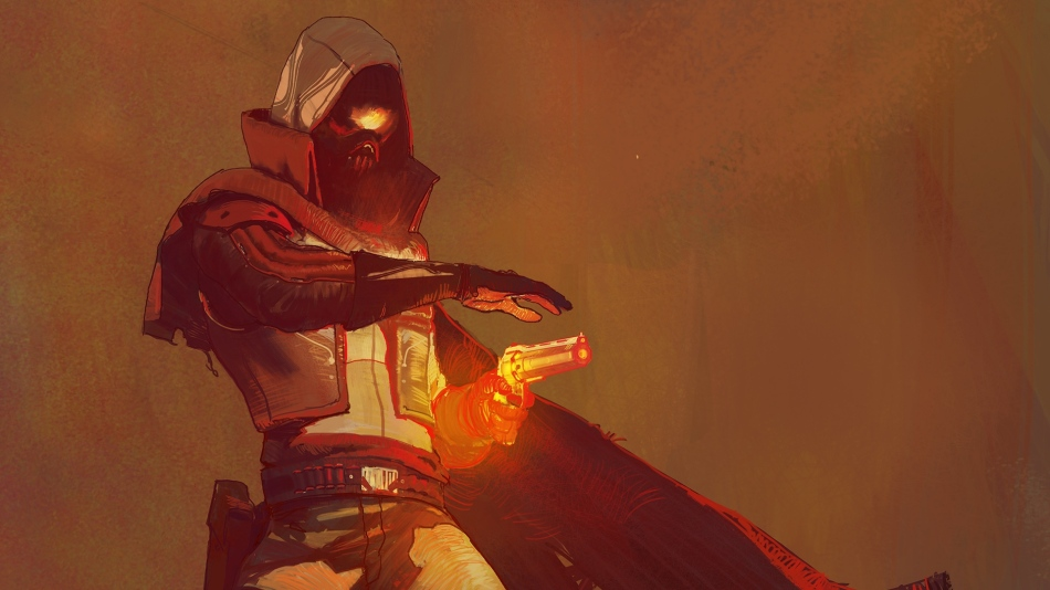 Destiny 2 Gunslinger Hunter