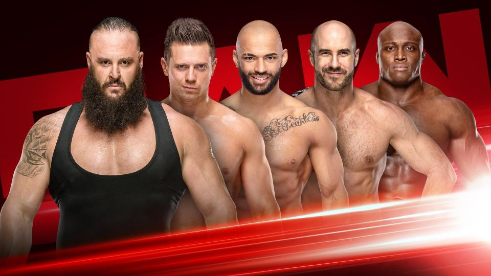 WWE RAW 6/17/19 Preview