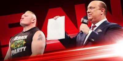 WWE RAW 6/3/19