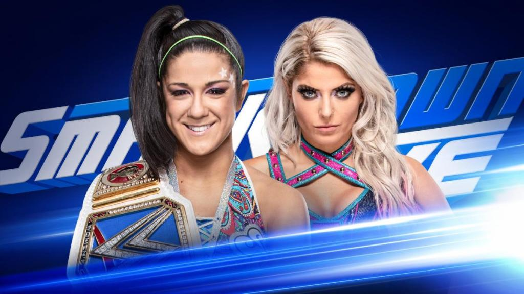WWE Smackdown 6/18/19 Preview
