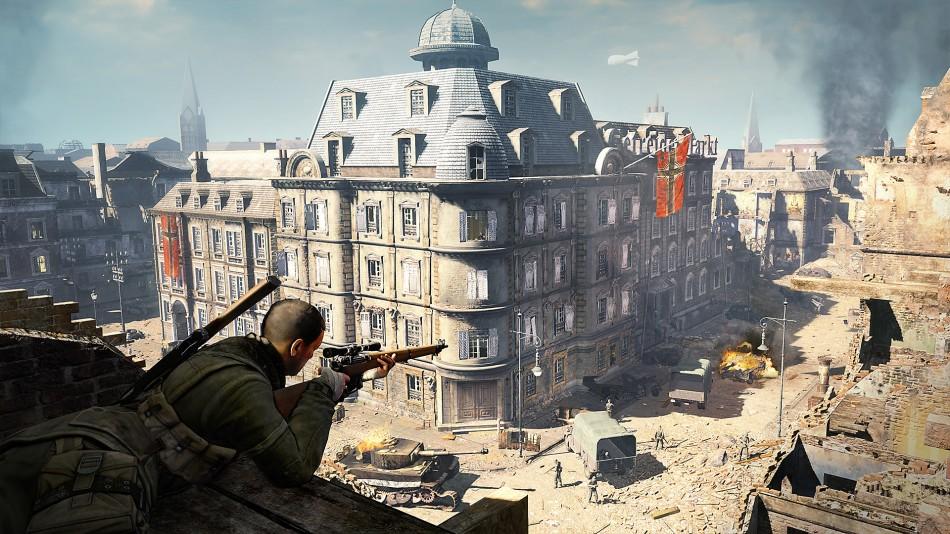 Sniper Elite V2 Remastered SS03