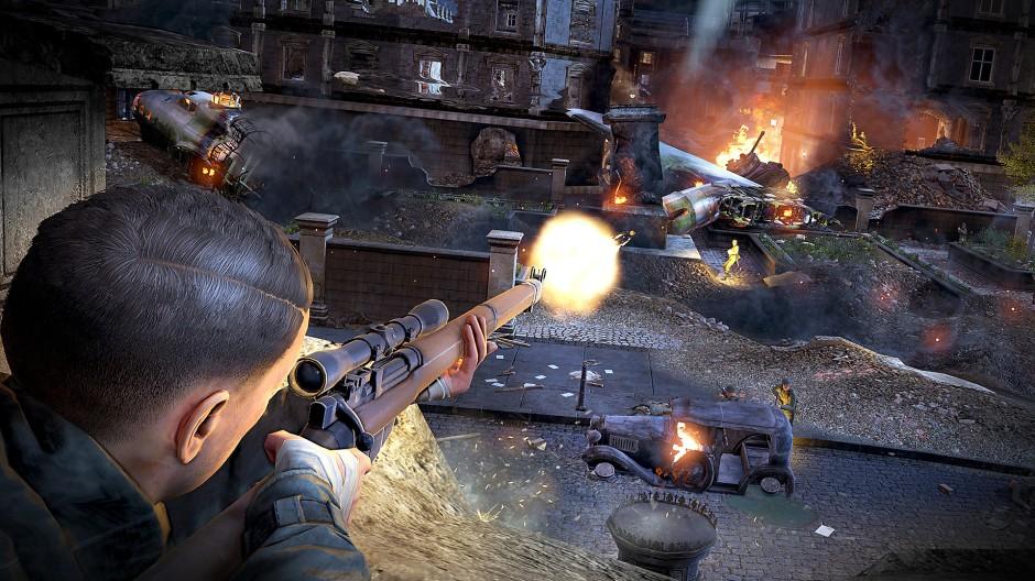 Sniper Elite V2 Remastered SS02