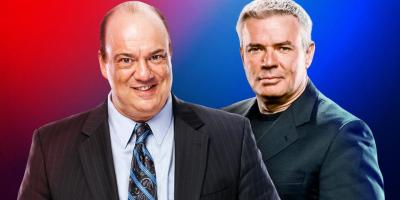 WWE Paul Heyman Eric Bischoff