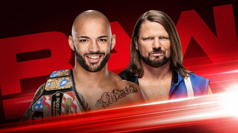 WWE RAW 6/24/19 Preview