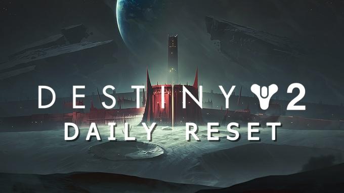 Destiny 2 Daily Reset