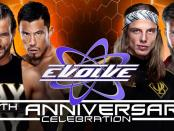 Evolve 10th' Anniversary