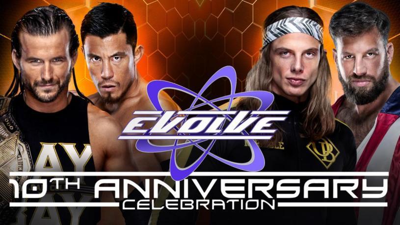Evolve 10th' Anniversary