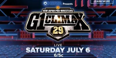 NJPW G1 Climax 29