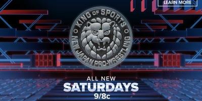 NJPW on AXS