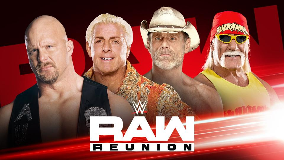 WWE RAW Reunion