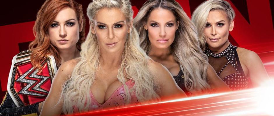 WWE RAW 8/5/19