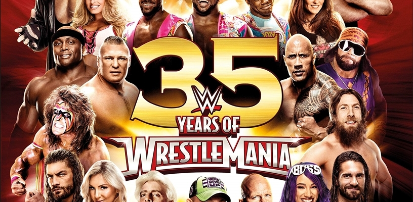 WWE 35 Years of WrestleMania Review