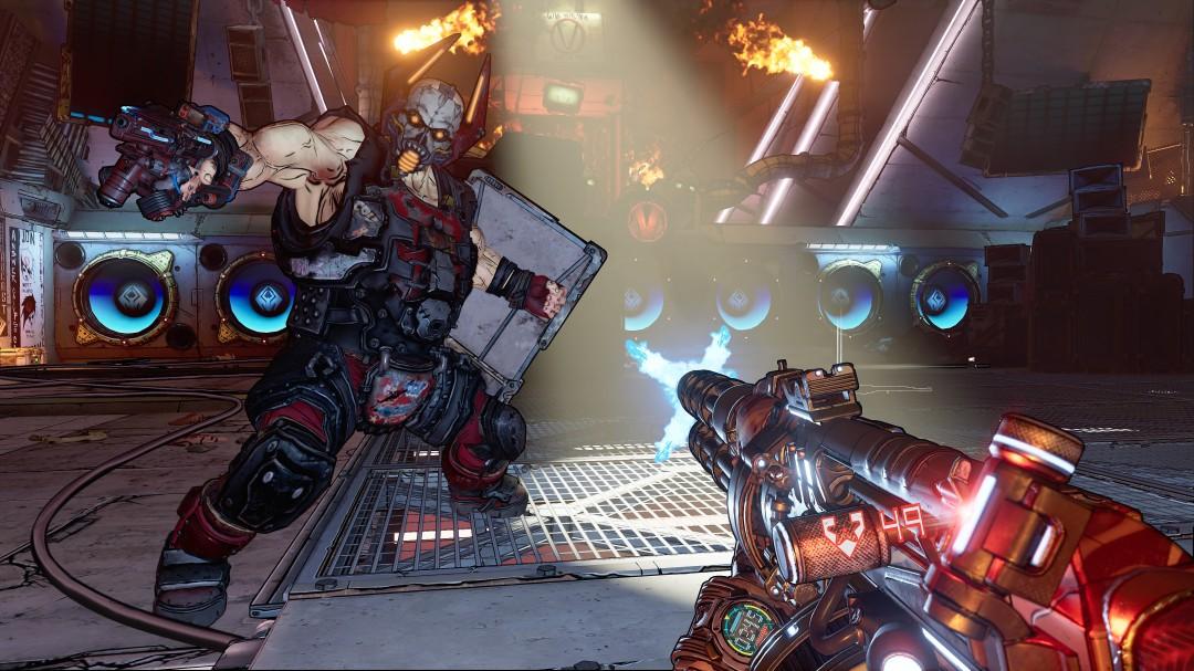Borderlands 3 PS4 Screenshot 01