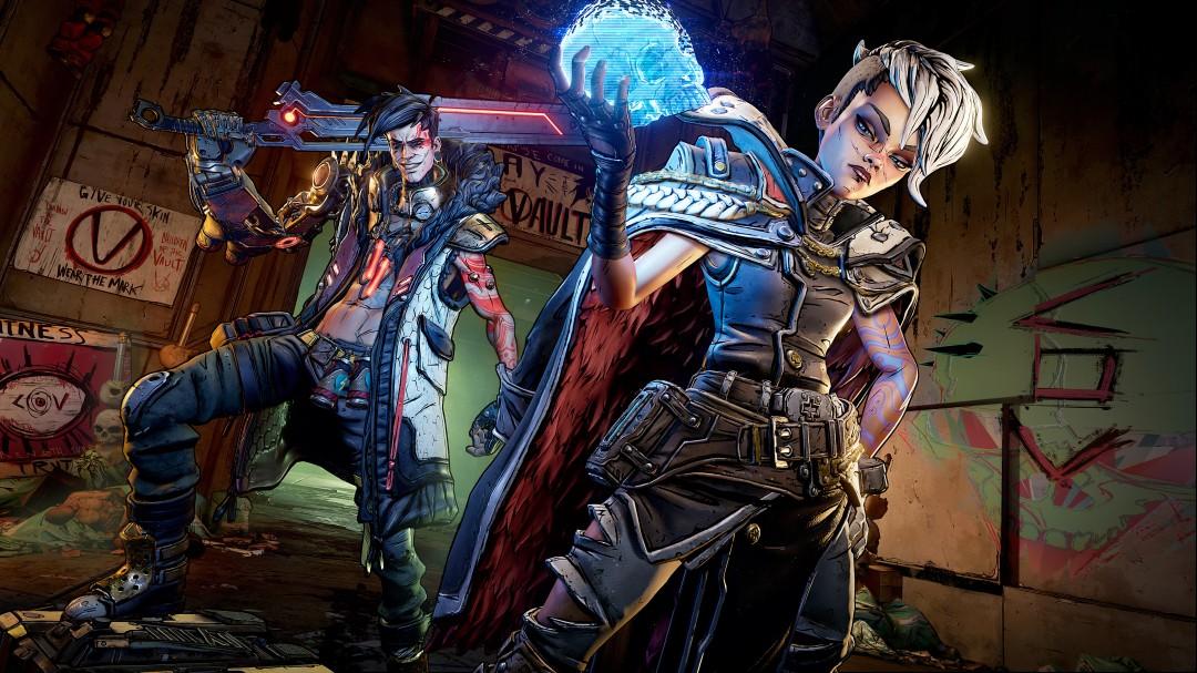 Borderlands 3 PS4 Screenshot 03