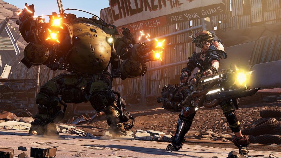 Borderlands 3 PS4 Screenshot 04