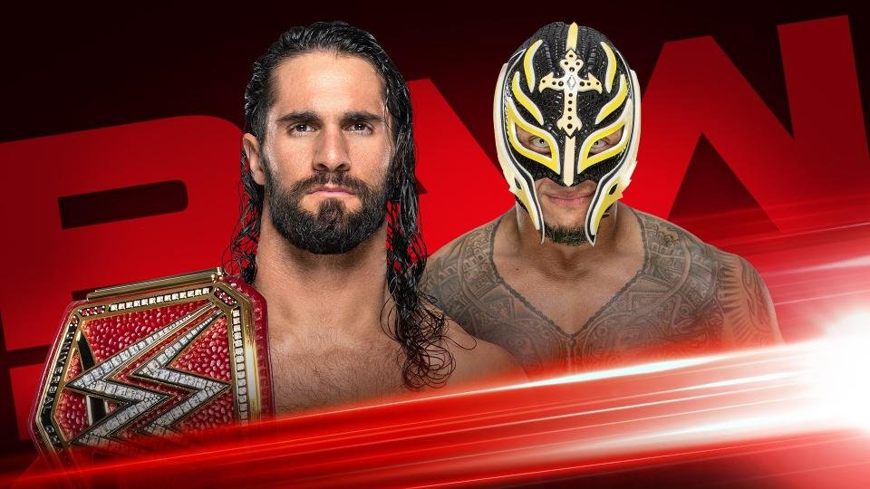 WWE RAW 9/30/19 Preview