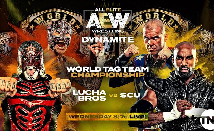 AEW Dynamite 10/30/19 Preview