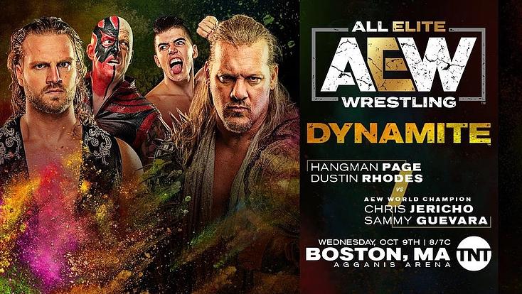 AEW Dynamite 10/9/19 Preview