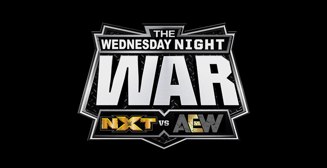 AEW vs NXT Wednesday Night War