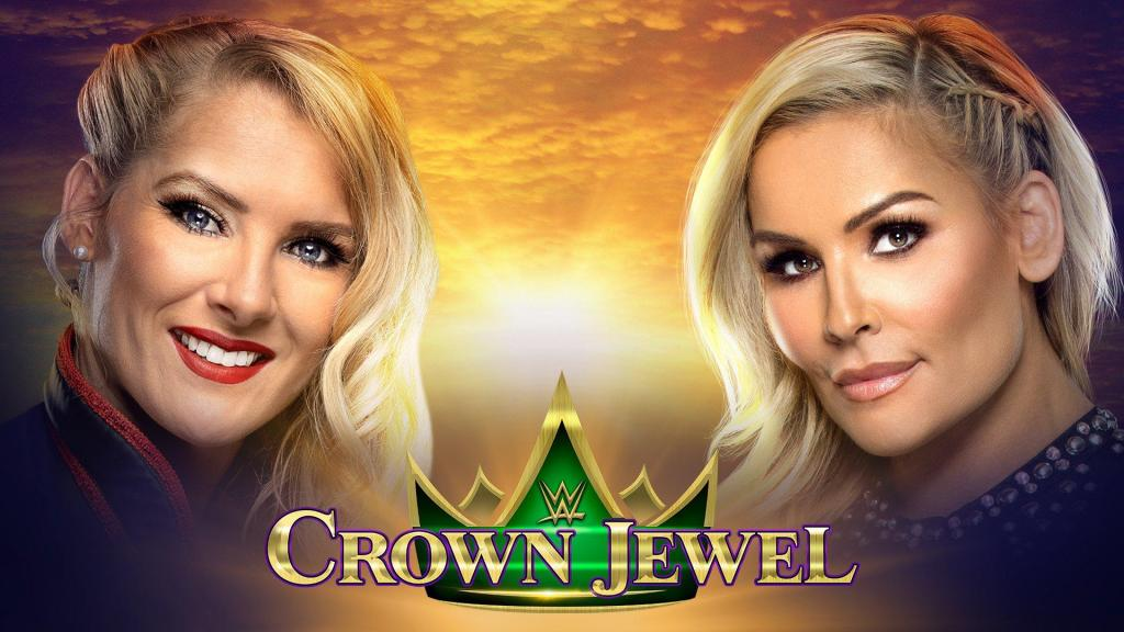 Women's Match at Crown Jewel
