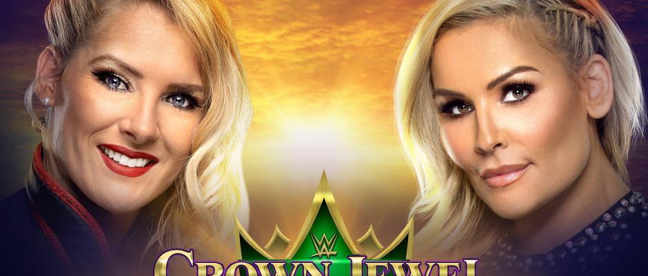 Women's Match at Crown Jewel