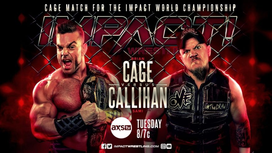 Impact Wrestling 10/29/19 Preview