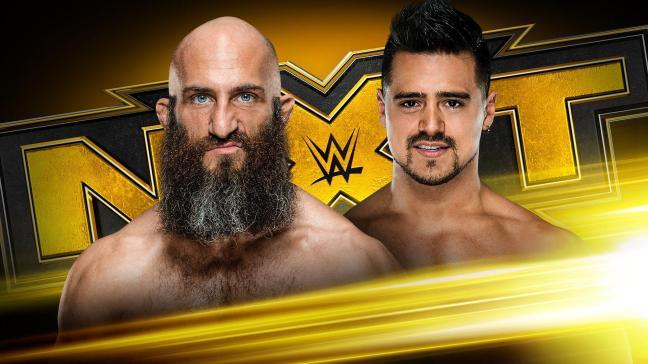 WWE NXT 10/16/19