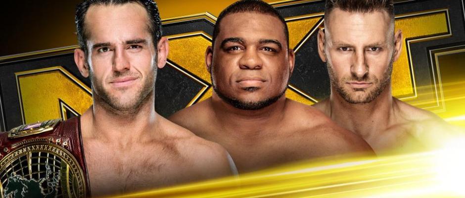 WWE NXT 10/23/19