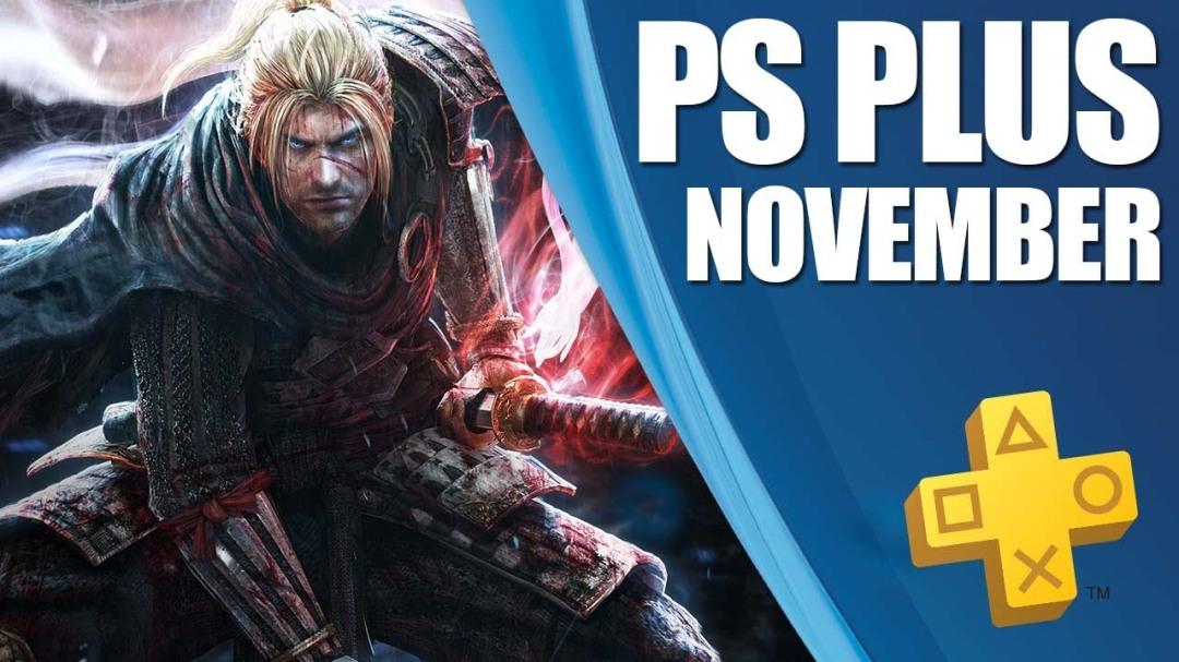 PS Plus November 2019
