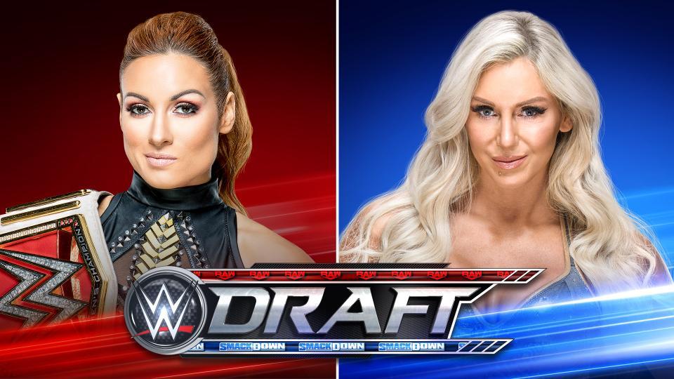 WWE RAW 10/14/19