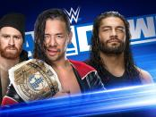 WWE Smackdown 10/18/19