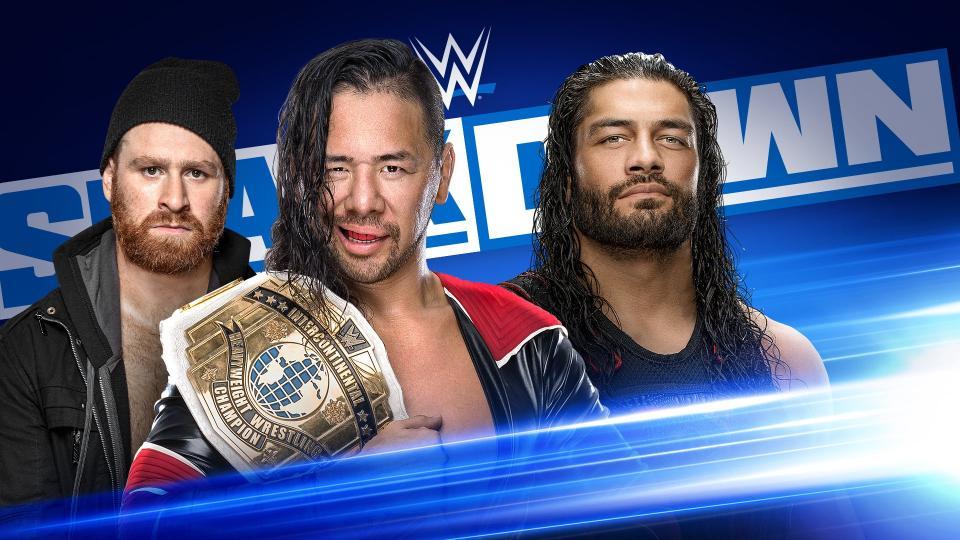 WWE Smackdown 10/18/19