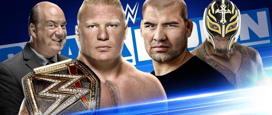 WWE Smackdown 10/25/19