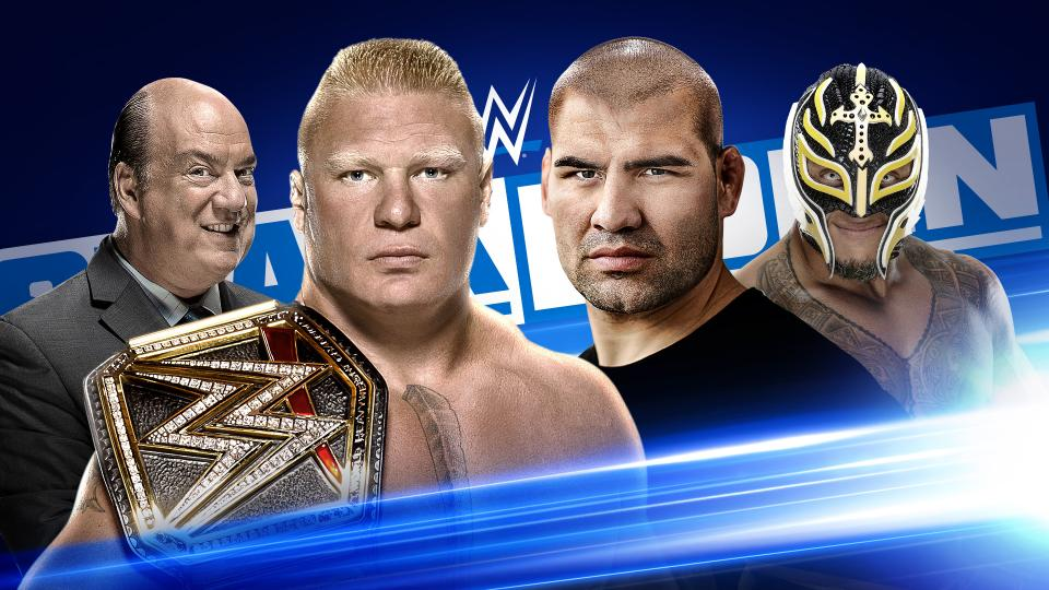 WWE Smackdown 10/25/19
