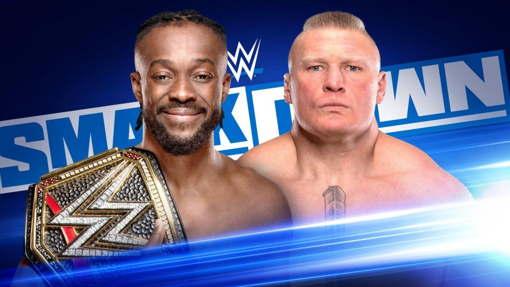 Friday Night Smackdown 10/4/19