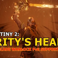 Destiny 2 PvE Build: Dawnblade Warlock - Verity's Healer