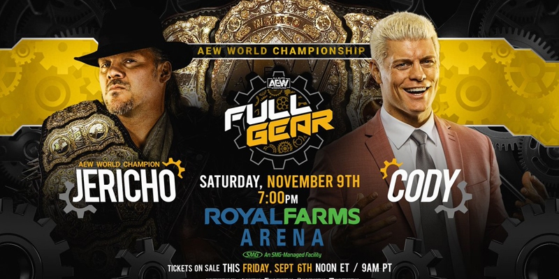 AEW Full Gear 11/9/19