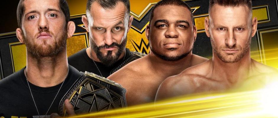 WWE NXT 11/27/19