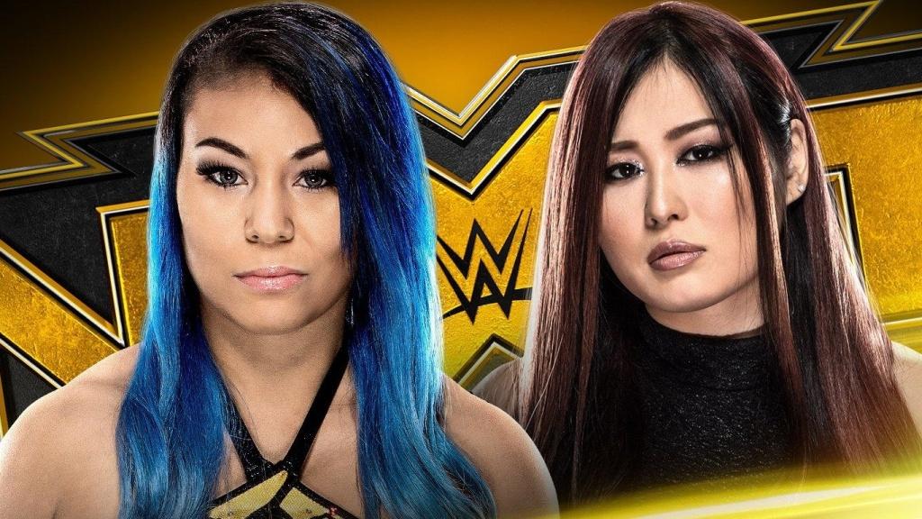 WWE NXT 11/13/19