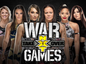 NXT TakeOver: War Games 2019