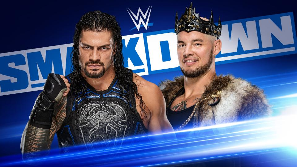 WWE Smackdown 11/1/19