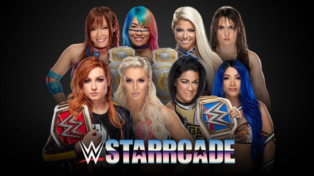 WWE Starrcade 2019