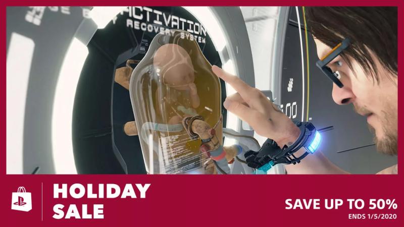 PSN Holiday Sale 2019